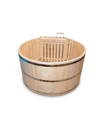 Wooden hot tub - the base model