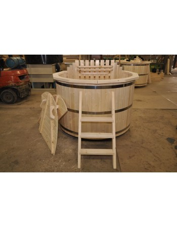 Spruce hot tub 160cm