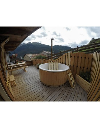 SPA hot tub for all family