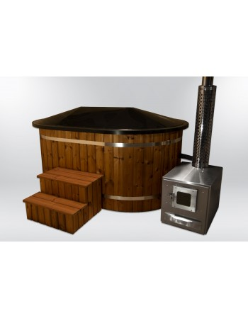 NEW MODEL – big Ofuro hot tub with massages